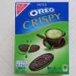 お菓子: オレオ クリスピー 抹茶ラテ