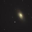 M64 黒眼銀河
