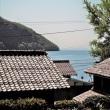 絵になる奥琵琶湖