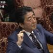 国会での森友追及、動揺した安倍首相が思わず両手で指差し!今井秘書官に反応?