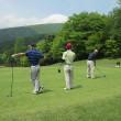 ゴルフプレーが出来るようになりました