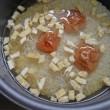 「青梅の醤油漬け」「梅の炊き込みご飯」