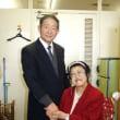 御坊市議選へ 柳岡克子さん出馬表明、選挙戦確定  〈2019年1月5日〉