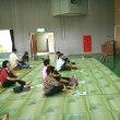 北中城村役場フットセラピー講習会