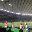 東京ドームで