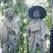 今年の墓参&鴨川紀行(8/15)