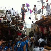 2012年 地域だんじり祭り