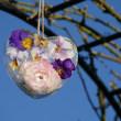 キラキラ輝く~冬の花作法