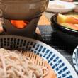 蕎麦と鍋、炊屋食堂の師走定食・・・半分過ぎた、今日は年金日・・・