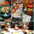 回転寿司で、お腹いっぱいに!!