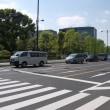 4月の東京ミッドタウン日比谷:日比谷通りを南下して日比谷公園へ PART2