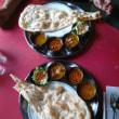 初めてのインド料理
