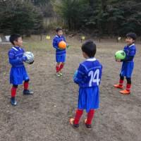 2月11日(祝・月):U8フガール杯