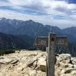 6日の唐松岳登山  その2