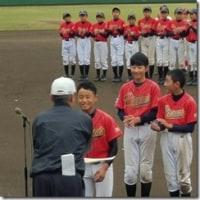 2015/11/22 【レギュラー】 県央県北大会決勝(vs 高部屋少年野球部)