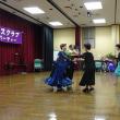 ダンス教室のパーティー