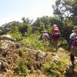 2018年7月15日(日) 高島トレイル・乗鞍岳、酷暑で、もう参った!!
