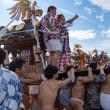 寒中神輿練成大会2019【片瀬東浜海岸】江の島っ子の成人式