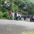 学生たちと記念写真