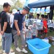 第4回鏡川こども祭  その6  鏡川水族館の登場と、写真展示