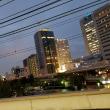 神戸駅の夜景
