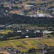 ★安曇野市長峰山から秋を見下ろす(その1) 2017