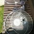 ロータリ換気扇・掃除機・扇風機の掃除