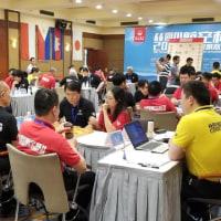 2018グローバルペアシャンチー(象棋)トーナメント始まる