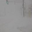 暴風雪の恐怖