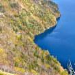 摩周湖の秋