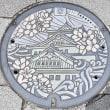 大阪市 の マンホール蓋