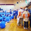 中学生は地域の力! 飯山満中手作り防災訓練