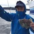 31日カワハギ釣果