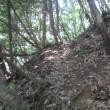 13 茶臼山(神宮寺山城230m:安佐北区)登山  まもなく山頂へ