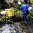 水質調査(大滝川、屋代川)