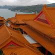 台湾ツアー 極彩色・台湾最大の廟 文武廟 7
