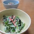 海老とブロッコリーのニンニク炒め