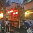 門真神社の秋祭り
