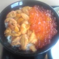 私の飯、諸君らが愛してくれたウニ・イクラ丼は死んだ、何故だ!