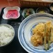 大学で最後の昼飯\(^-^)/