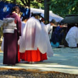 神明神社祷屋祭式典 (志摩市・神明神社)