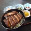 南会津町田島の【まりちゃんラーメン】人気の「ソースかつ丼」2018