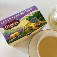 レモンラベンダーのお茶とスピッツ