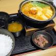豚チゲ鍋膳(3) どん亭
