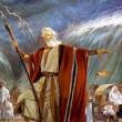 モーセ (紀元前13世紀?)エジプト 神の力で海を割った偉大な預言者