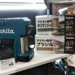 マキタの充電式コーヒーメーカー