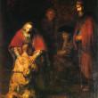「神の子とする霊」 ローマの信徒への手紙8章12~17節
