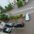駐車場増設に伴う工事