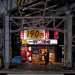 2018.04.06 神田駅南口高架下: 「昭和」にどっぷりの激安酒場