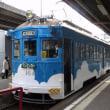 久々に阪堺電車